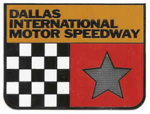 Dallas International Motor Speedway Logo